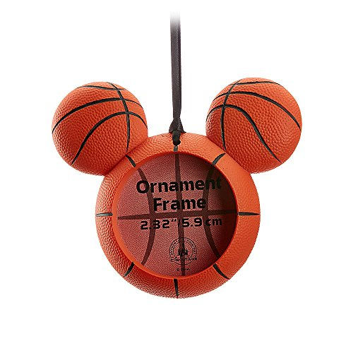 Disney Mickey Mouse Icon Basketball Ornament Frame - Mickey Basketball