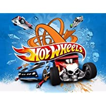 CAKEUSA HOT WHEELS Race Car Party Birthday Cake Topper Edible Image 1/4 Sheet Frosting