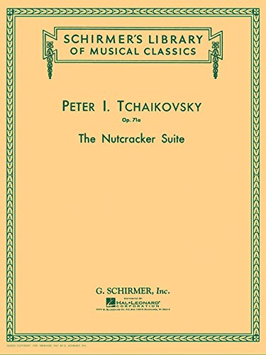 The Nutcracker Suite, Op. 71a: Piano Duet