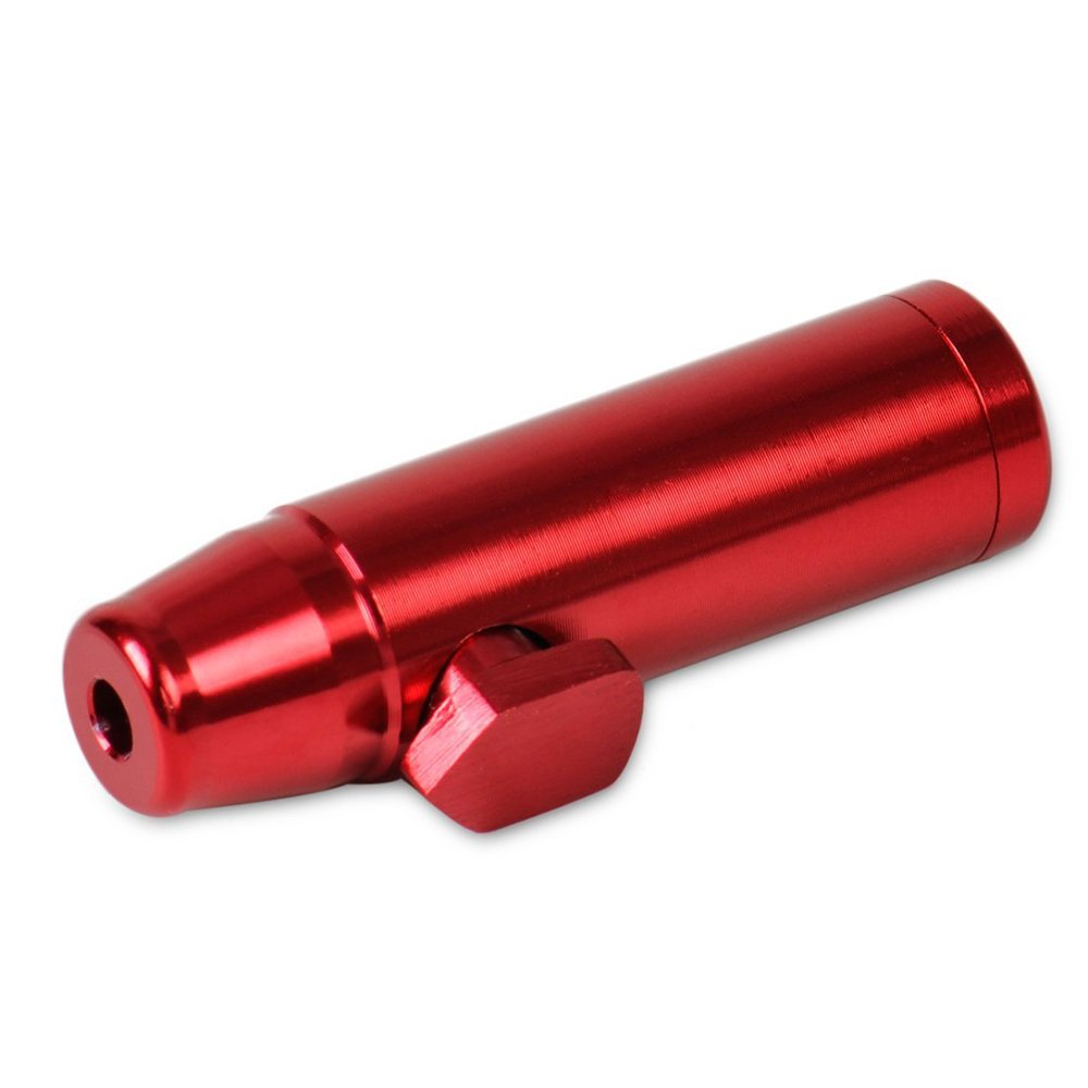 Superior calidad de aluminio dispensador de rapé Snorter Rocket: Amazon.es: Hogar