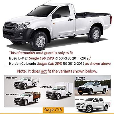 Set Car Shades Isuzu D-Max 4-doors 2011