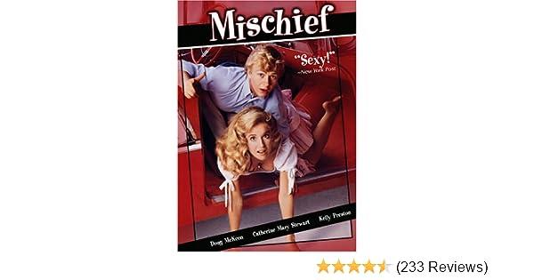 Amazon com: Mischief: Doug McKeon, Catherine Mary Stewart