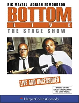 Audio bottom comedy harpercollins live show stage can