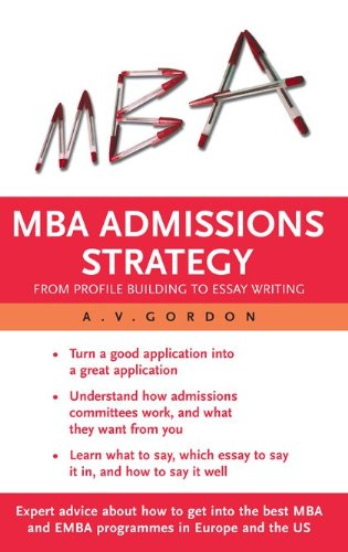 mba essays corporate strategy Winning marketing strategy for business school tuesday tips: harvard business school fall 2017 mba story in this essay may be a good strategy.