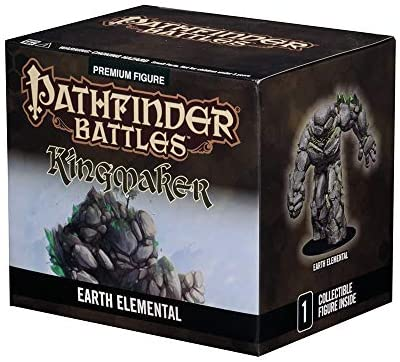 WizKids Pathfinder Battles: Kingmaker - Huge Earth Elemental: Amazon.es: Juguetes y juegos