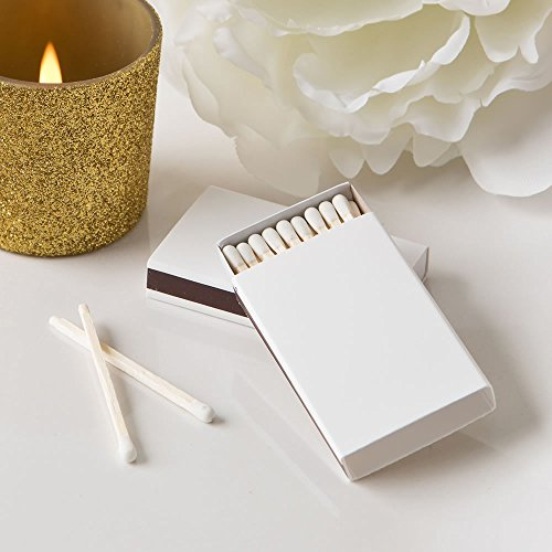 3 Pack of 50 Perfectly Plain Collection Box Matches