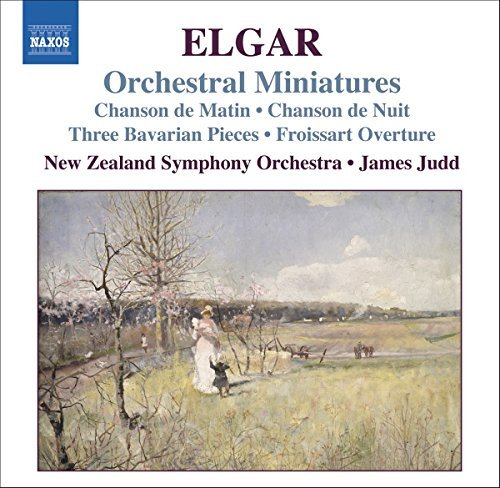 Elgar - Orchestral Miniatures by New Zealand Symphony Orchestra (2006-08-31) by Naxos