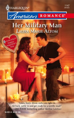 book cover of Her Military Man