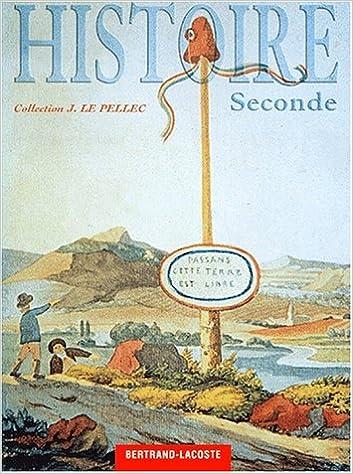 Livres de littérature française téléchargement gratuit Histoire 2nde PDF PDB 2735216497