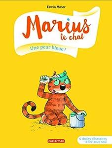 """Afficher """"Marius le chat n° 2 Une peur bleue !"""""""