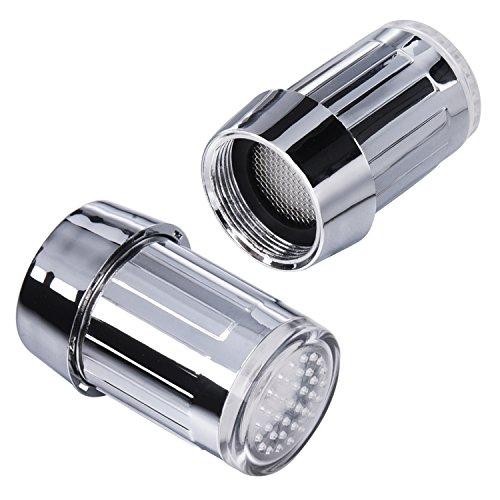 Glow Flow Led Faucet Light - 3