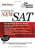 Cracking the New SAT, Princeton Review Staff and Adam Robinson, 0375764283