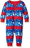 The Children's Place Baby Sports Theme Sleep Strethie, Sail Red, 18-24 Months