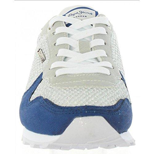 Scarpe Pepe Pls30626 Donna Jeans Per Verona Silver Sport 934 5y1HFWrH