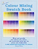 Colour Mixing Swatch Book