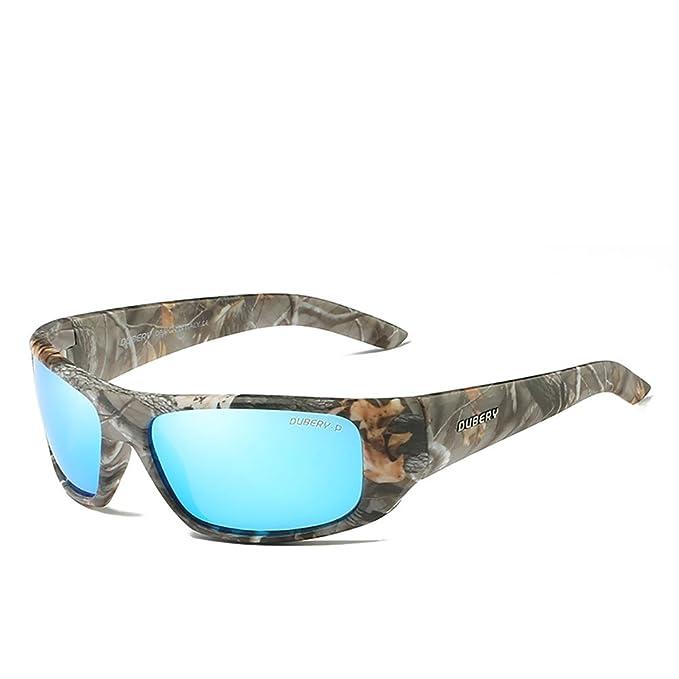 c05d912091b41 DUBERY Men 10 Colors Polarized Sport Sunglasses Outdoor Driving Fishing  Glasses ( 1)