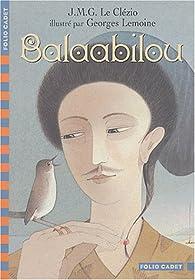 Balaabilou par J.M.G Le Clézio