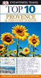 img - for Top 10 Provence & Cote D'Azur (Eyewitness Top 10 Travel Guide) by Robin Gauldie (2014-02-17) book / textbook / text book