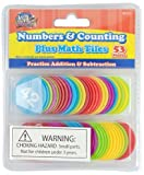 Number And Counting Learning Tiles 53 Pack 156 pcs sku# 1231013MA