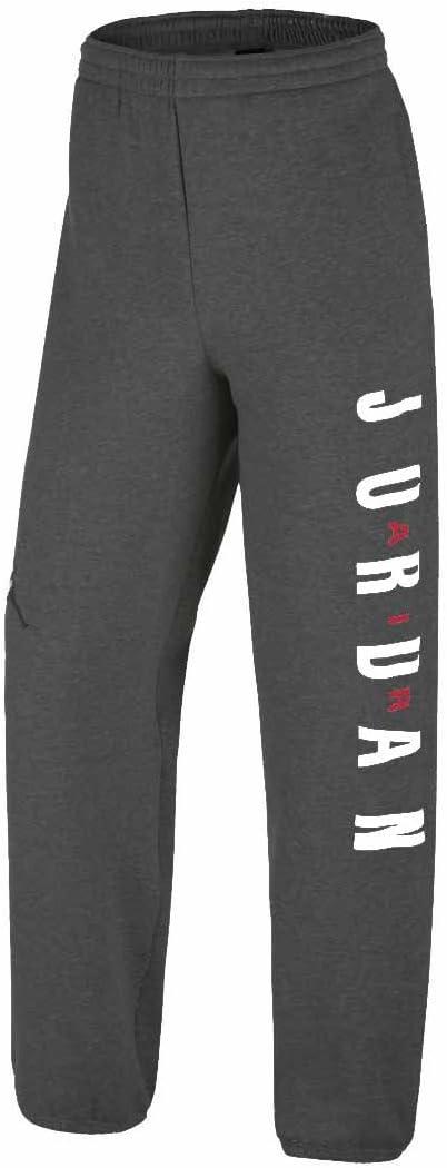 Little Boys Nike Air Jordan Fleece Sweat Pants (5, Black