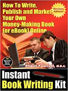 Making money from a book