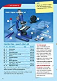 Thames & Kosmos Kids First Microscope & Biology Lab   Science Kit   144X to 750X Magnification   32 Page Color Manual   Includes Slides, Specimens & Tools   Academic's Choice Brain Toy Award Winner