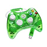 Rock Candy Xbox 360 Controller – Green For Sale