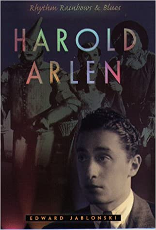 Book Harold Arlen: Rhythm, Rainbows and Blues