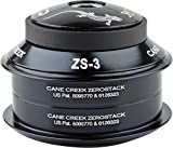 Cane Creek 44Mm OD Zs-3 Headset (Black, 1-1/8-Inch)