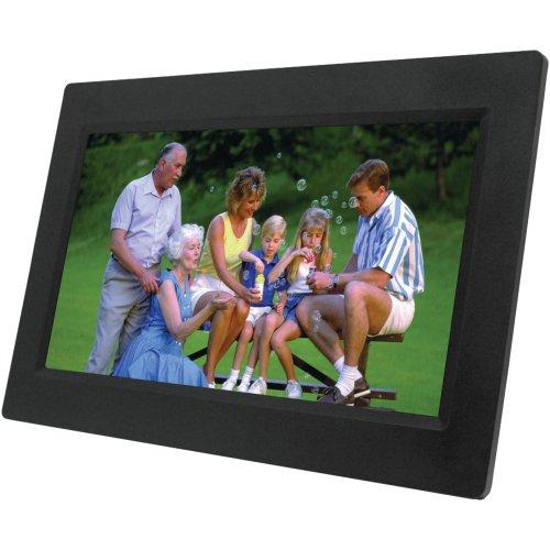 NAXA NF-1000 TFT/LED Digital Photo Frame (10.1