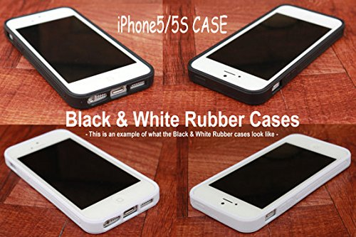 Coque iPhone 5S,iPhone 5S case,iPhone 5 5S cover,Coque Pour iPhone 5S Rubber TPU Haute Densité Housse/Etui de protection One Piece Coque Case pour iPhone 5 5S