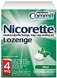 Nicorette Lozenge, Mint , 4mg, 72-Count by Commit BEAUTY