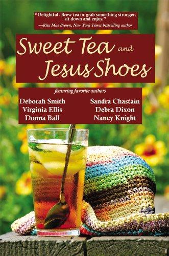Sweet Tea Jesus Shoes Book ebook product image