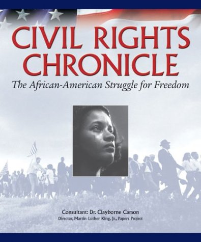 Search : Civil Rights Chronicle (The African-American Struggle for Freedom)