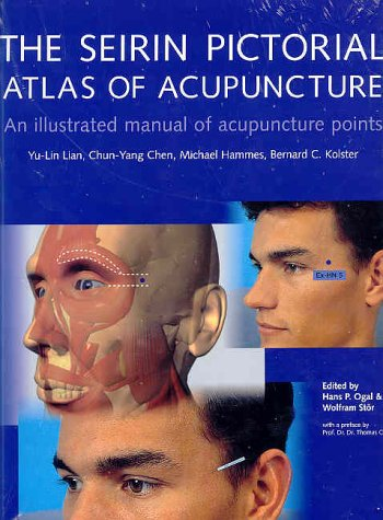 The pictorial atlas of acupuncture: an illustrated manual of.