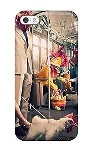 1114085K568491345 dewys adventure dewey bollocks Anime Pop Culture Hard Plastic iPhone 5/5s cases WANGJING JINDA