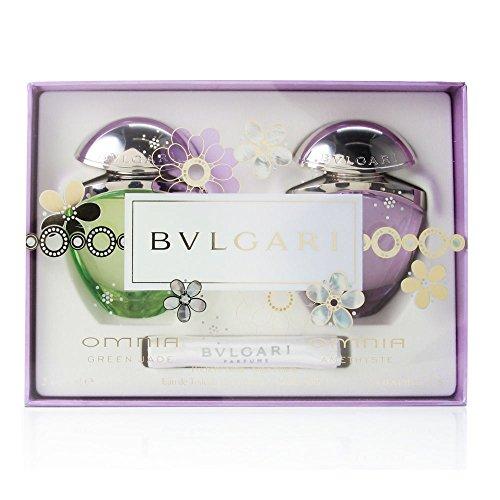 Bvlgari Omnia Variety Gift Set Bvlgari Omnia Variety By (Bvlgari Omnia Green)