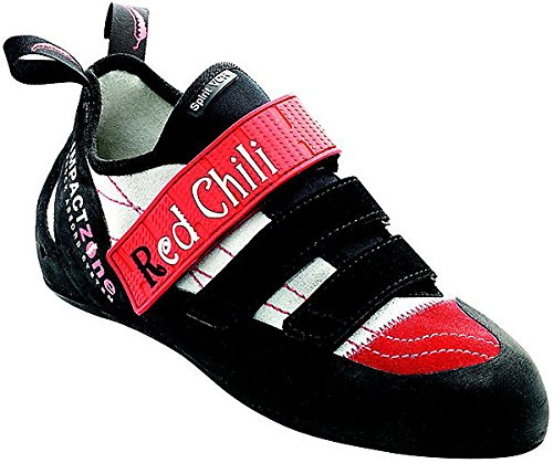 Red Chili Spirit VCR Größe UK 5 weiß - rot - schwarz