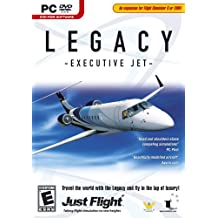 Legacy - Executive Jet for Flight Simulator X - PC