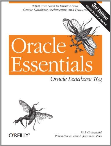Oracle Essentials: Oracle Database 10g Pdf