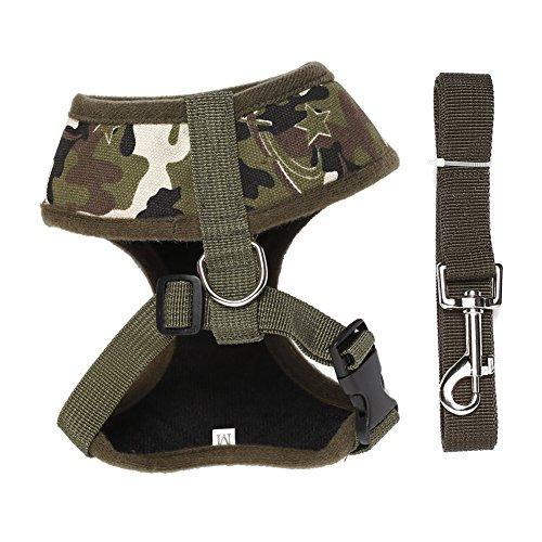 Xs Harness Vest Camo - 8