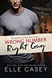 Wrong Number, Right Guy (The Bourbon Street Boys Book 1) (kindle edition)