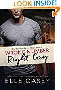 #1: Wrong Number, Right Guy (The Bourbon Street Boys Book 1)