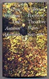 From Princeton One Autumn Afternoon, Theodore Weiss, 0026257610