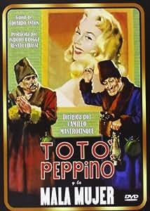 Toto, Peppino Y La Mala Mujer (Dvd Import) (European Format - Region 2)