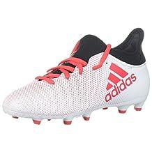 adidas X 17.3 Firm Ground Junior Soccer Shoes