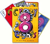 Playing Cards Crazy Eights