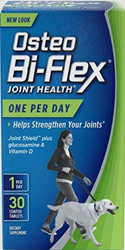 Osteo Bi-Flex Supplément un par jour nutritionnelle, 60 comte
