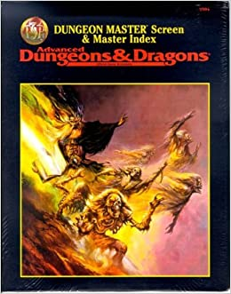 Dungeon master screen master index advanced dungeons dragons dungeon master screen master index advanced dungeons dragons accessory9504 jim butler jeff easley 9780786903313 amazon books fandeluxe Choice Image