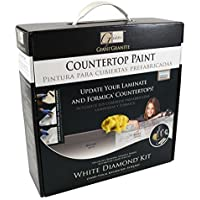 Giani(TM) Countertop Paint Kit, White Diamond by Giani Granite